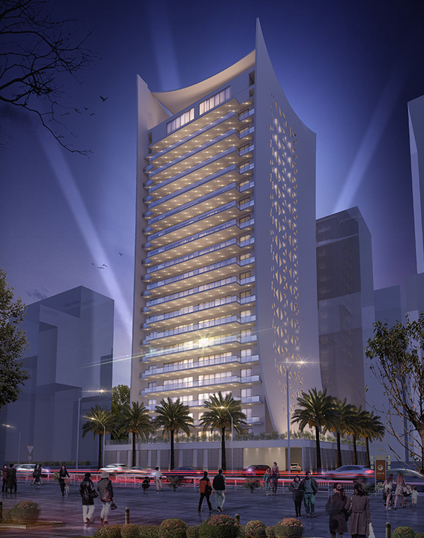 Al Kharej Towers